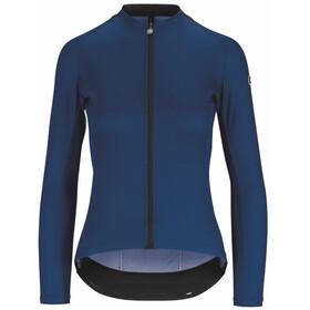 ASSOS UMA GT Longsleeve Zomer jersey Dames, caleum blue